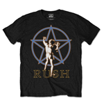Camiseta Rush Star Man Glow