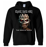 Suéter Esportivo Iron Maiden unissex - Design: The Book of Souls