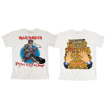 Camiseta Iron Maiden Chicago Mutants