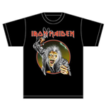 Camiseta Iron Maiden Eddie Hook