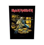 Logo Iron Maiden - Design: Piece Of Mind