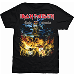 Camiseta Iron Maiden Holy Smoke