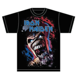 Camiseta Iron Maiden Wildest Dream Vortex