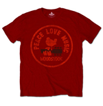 Camiseta Woodstock Love Peace Music