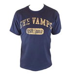 Camiseta The Vamps de mulher Team Vamps