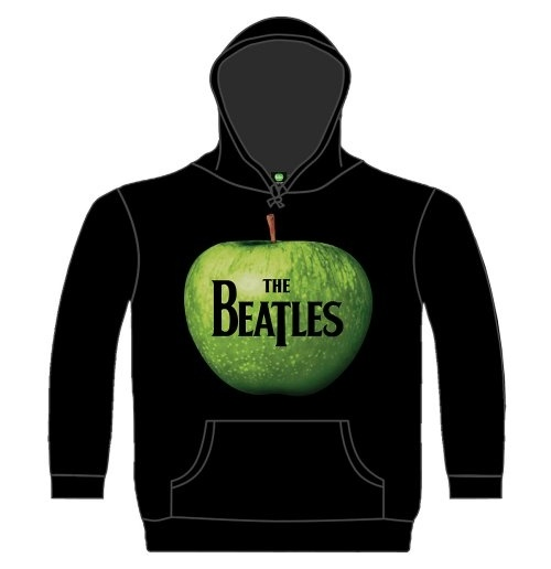 Suéter Esportivo Beatles unissex - Design: Apple Logo