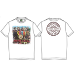 Camiseta Beatles Sgt Pepper