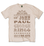 Camiseta Beatles Mr Kite