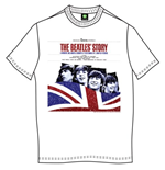 Camiseta Beatles The Beatles Story