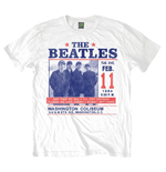 Camiseta Beatles Washington Coliseum