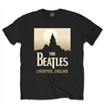 Camiseta Beatles Liverpool England