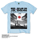 Camiseta Beatles At the Budokan