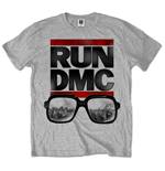 Camiseta Run DMC Glasses NYC