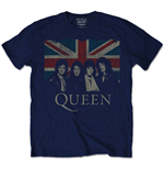 Camiseta Queen Union Jack