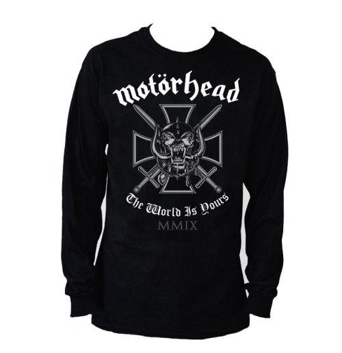 1e0c2b136b Compra Camiseta manga longa Motorhead Iron Cross Original