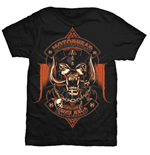 Camiseta Motorhead Orange Ace