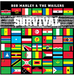 Vinil Bob Marley & The Wailers - Survival