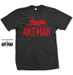 Camiseta Marvel Comics Ant Man Logo