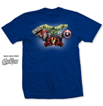 Camiseta The Avengers Avengers Character Fly