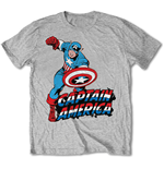Camiseta Capitão América Simple Captain America