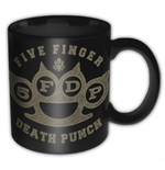Caneca Five Finger Death Punch - Brass Knuckle