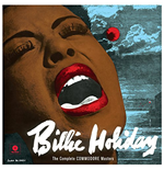 Vinil Billie Holiday - The Complete Commodore Masters
