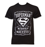 Camiseta Superman Whiskey Style