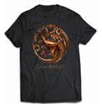 Camiseta Game of Thrones 195125