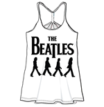 Top Beatles de mulher - Design: Abbey Road Walking