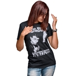 Camiseta David Bowie - Herois Earls Court
