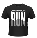 Camiseta Awolnation Run