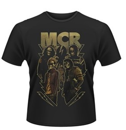 Camiseta My Chemical Romance 199841