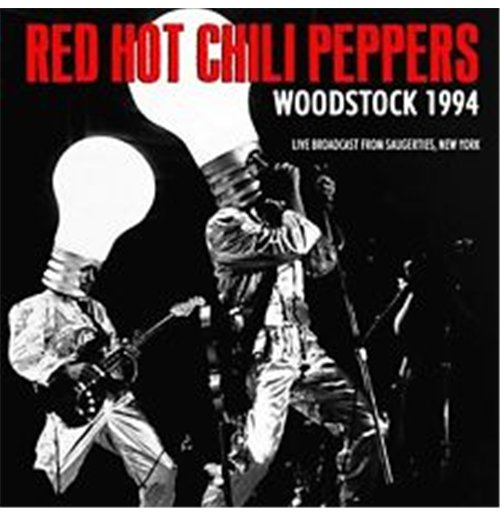 Vinil Red Hot Chili Peppers - Woodstock 1994 (2 Lp)
