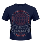 Camiseta State Champs Down