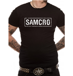 Camiseta Sons of Anarchy - Samcro Banner