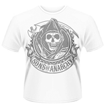 Camiseta Sons of Anarchy - Reaper