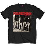 Camiseta Ramones - Rocket To Russia