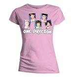 Camiseta One Direction 203602