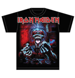 Camiseta Iron Maiden 203830