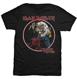 Camiseta Iron Maiden - Number Of The Beast Vintage