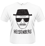 Camiseta Breaking Bad  - Heisenberg Sketch
