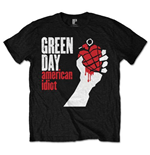 Camiseta Green Day - American Idiot Black