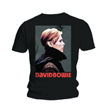 Camiseta David Bowie - Low Portrait