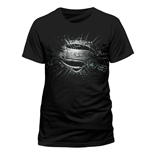 Camiseta Superman - Erroded