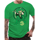 Camiseta Flecha verde - All The Heroes Circle