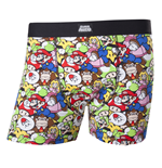 Cueca Nintendo Allstars All Over Print
