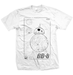 Camiseta Star Wars 208666