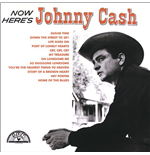 Vinil Johnny Cash - Now Here's