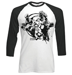Camiseta Marvel Superheroes 210326