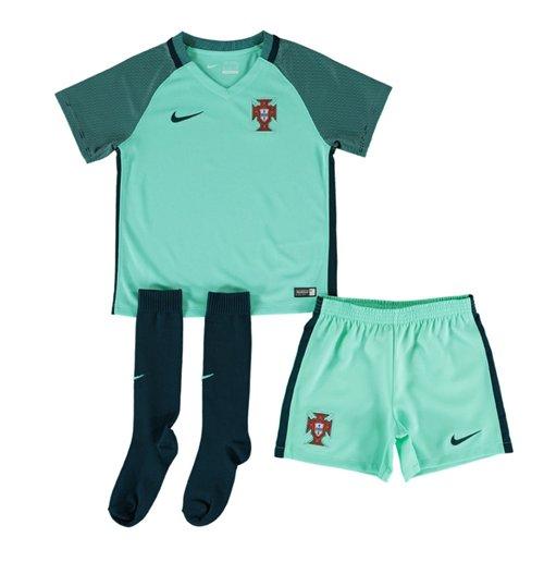 cb5b992969 Compra Camiseta Portugal Futebol 2016-2017 Away Original